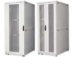 "Ormar 19"", serverski ormar 26U, 1284*600*D1000 mm, staklena/perforirana vrata"