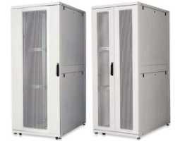 "Ormar 19"", serverski ormar 36U, 1728*600*D1000 mm, staklena/perforirana vrata"