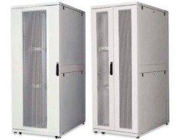 "Ormar 19"", serverski ormar 47U, 2272*600*D1000 mm, staklena/perforirana vrata"