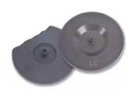 Alat, metalni disk, za poliranje mini-konektora sa ferulom 1.25mm (LC)