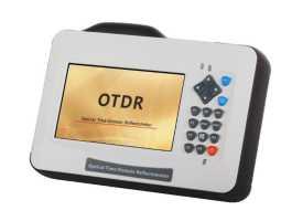 OTDR, 1310/1550nm, dinamika 26/24dB, mjerač snage, VFL izvor, Grandewy FHO3000-D26, mini