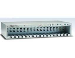 "AT-MMCR18-50 Allied Telesis kućište, 19"", za AT-MMCxxxx seriju konvetera, max. 18 jedinica, sa napajačem 220V AC"