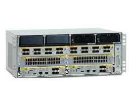 """AT-SBX8106 Allied Telesis kućište, Switchblade X8106, 19"""", za do 6 modula SBX8xxx, bez napajača"""