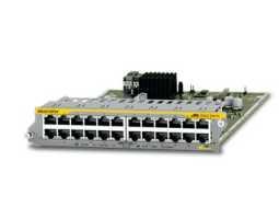 AT-SBX81GP24 Allied Telesis modul, komunikacijski, za SBX8112, 24x100/1000T, PoE+
