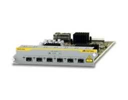 AT-SBX81XS6 Allied Telesis modul, komunikacijski, za SBX8112, 6xSFP+ (10 GbE)