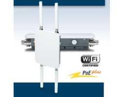 AT-TQ4400E Allied Telesis pristupni uređaj, WLAN 802.11ac/g/n na 1x100/1000T L2 VLAN, vanjski, PoE PD, MIMO, IP67