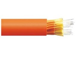 Kabel, optički, 4-vlakna, 50/125um, OM3, breakout, 4x1.8mm, LSOH unutarnji/vanjski, 2000N, 6.5mm