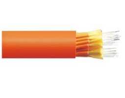 Kabel, optički, 8-vlakna, 50/125um, OM3, breakout, 8x1.8mm, LSOH unutarnji/vanjski, 2000N, 8.7mm