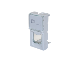 Modul, prilagodni, za Tracjack modul na LEGRAND, 22,5x45mm, 10 pack, bijeli