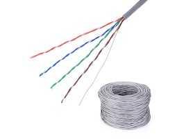 Kabel, Cat5e U/UTP, fleksibilni, za prespojne kabele, LSOH
