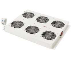 Ventilatorska jedinica sa 6 Vent i termost. u krov SERVER
