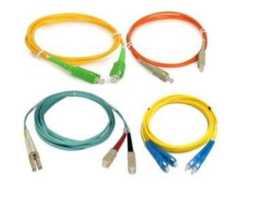 Kabel, optički, prespojni, 09/125um OS2, SC - SC, Duplex, 2m, LSZH