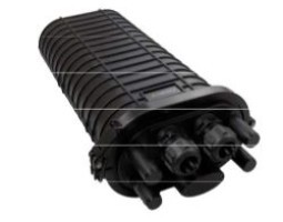 Kabelska spojnica, FTTH vanjska IP68, za 6+1 kabela, za do 24 kaseta 12F