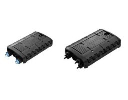 Kabelska spojnica, FTTH vanjska IP68, za 8 kabela, za do 48 kaseta 12F