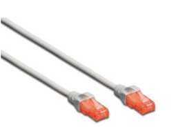 Kabel, Cat6 UTP, prespojni RJ-45, 1 met, LSOH