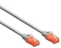 Kabel, Cat6 UTP, prespojni RJ-45, 2 met, LSOH