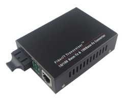 TW-MC100-SFP pretvornik (media converter), FE, 10/100Tx na SFP, bez SFP modula, kompatibilan