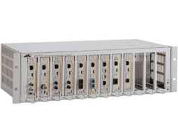 "AT-MCR12-50 Allied Telesis kućište, 19"", za AT-MC1x i MC10x, max. 12 jedinica, sa  Allied Telesis napajačem 220V AC (max 2)"