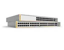 x220-52GT Allied Telesis preklopnik (switch), GbE, SNMP, L2+, 48x100/1000T + 4xSFP, EPSRing, AMF!
