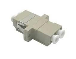 Konektor, optički, spojni,  višemodni, DLC-DLC, duplex (coupler)