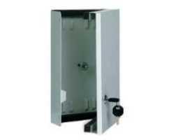 Kabinet, optički, zidni, za module 8 SC/DSC/ST-FC, prazan, sa ključem