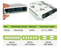 Modul, optički, 8xSC/DLC, bez spojnika, za AP-8SC