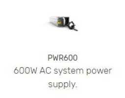AT-PWR600 Allied Telesis napajač, AC za x950 seriju, 600W