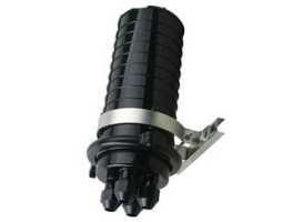 Kabelska spojnica, do 4 kabela, za do 24 vlakana, podzemna, okrugla, mini