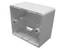 Modul, prilagodni, nadžbukna Euro kutija 80x80mm, za UP2 maske