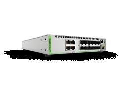 AT-XS916MXS Allied Telesis preklopnik (switch),  10GbE, SNMP, L3, 12xSFP+ plus 4x100/1000T/10G, stakabilan