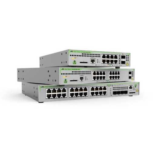 AT-GS970M/18PS Allied Telesis preklopnik (switch), GE, Basic L3, SNMP, 16x100/1000T + 2x100/1000T/SFP, CentreCom, PoE+ 4777