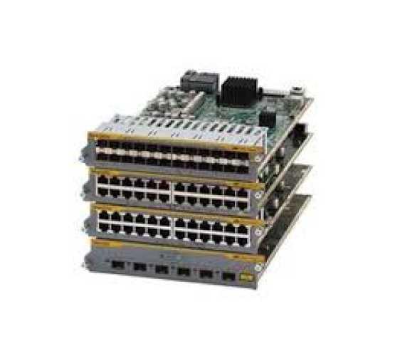 AT-SBX31GT40 Allied Telesis modul, komunikacijski, za SBX3112, 40x100/1000T, gusto RJ.5 pakiranje  3192