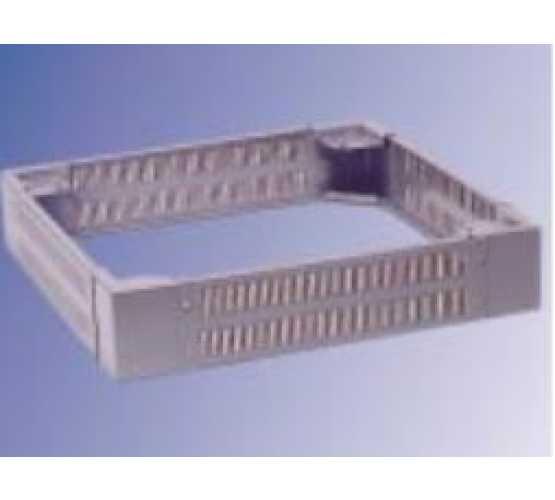 Podnožje, za ormare JETRACK LAN, visine 100mm, 800x800mm 3447